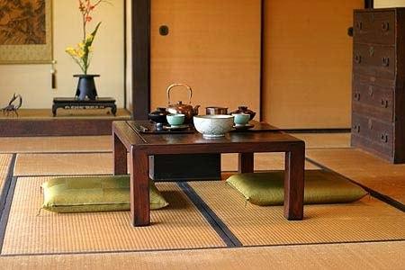 Предметы интерьера в японском стиле - мебель 1