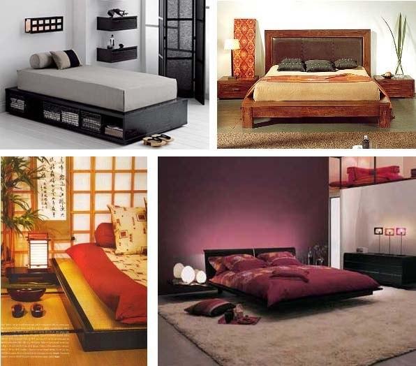 Предметы интерьера в японском стиле - мебель2