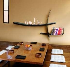 Предметы интерьера в японском стиле - мебель3