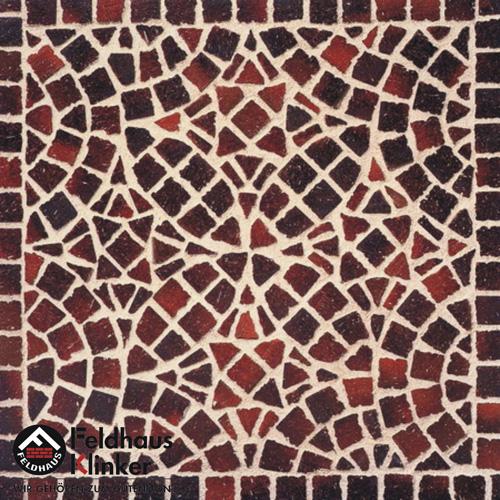 409 брусчатка, мозаика gala ferrum